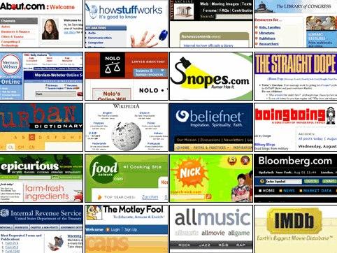 100 Websites